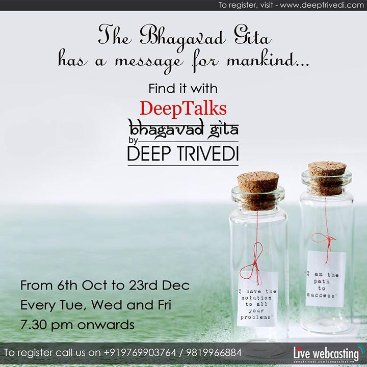 Bhagavad Gita Message