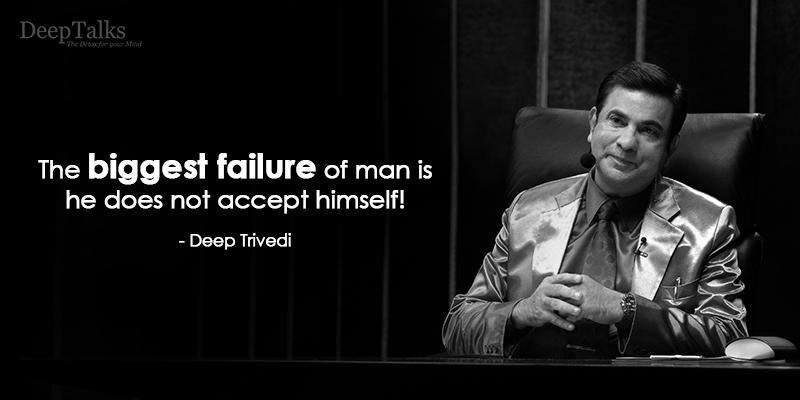 Biggest Failure of man