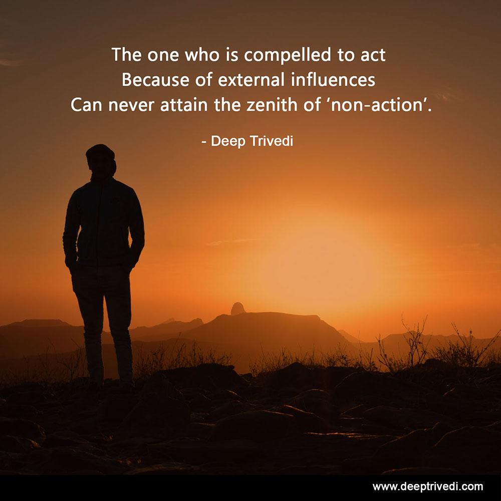 non-action