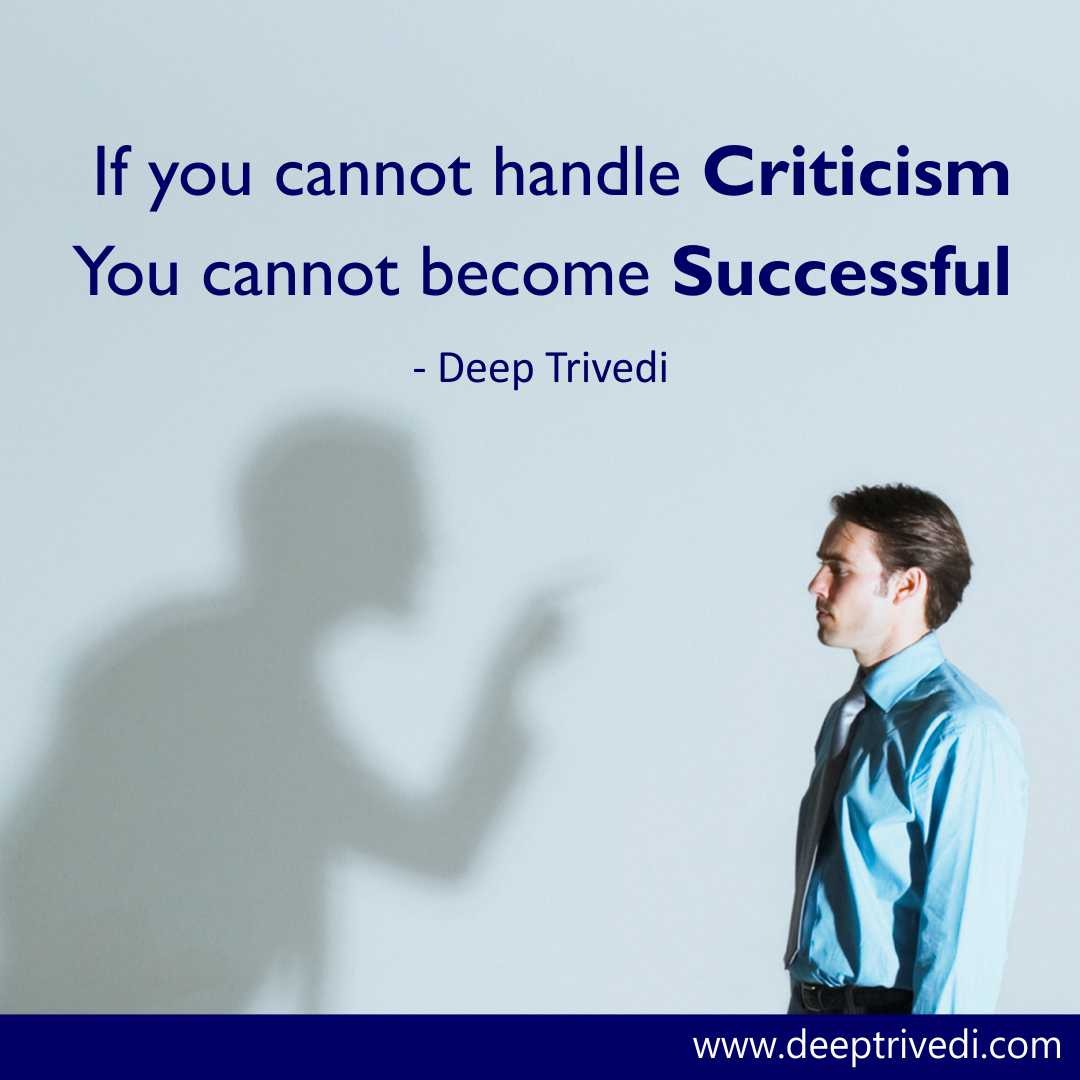 criticisam-successful