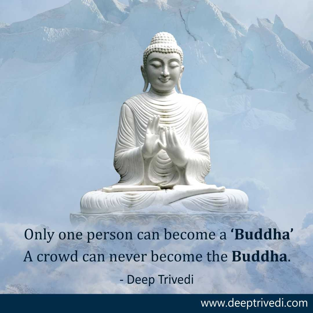 Only one person can become a
